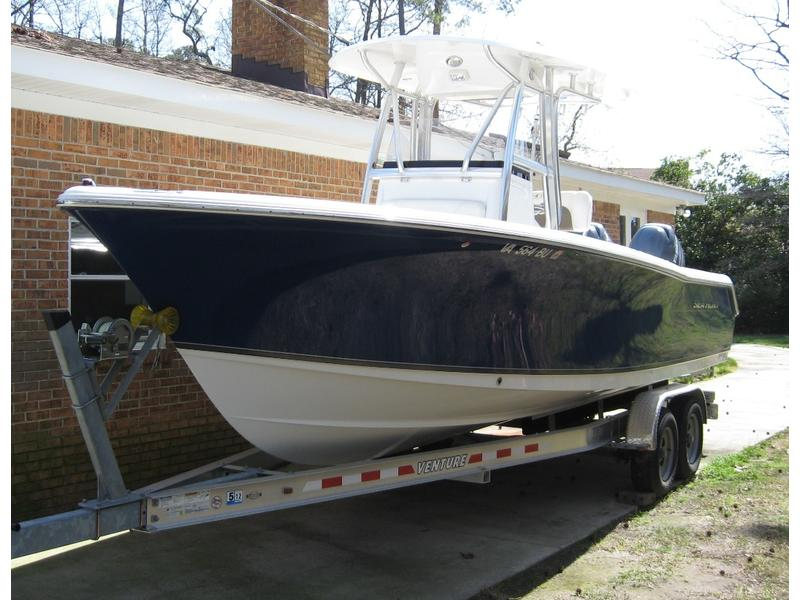 2011 Sea Hunt Gamefish 25 located in Virginia for sale