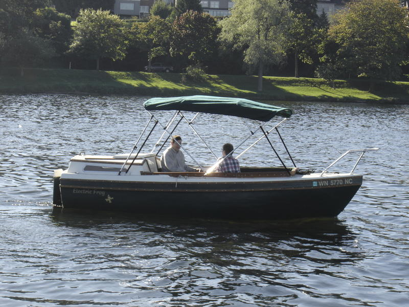 2010 Rebuilt Electric Boat located in Washington for sale