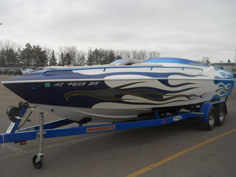 2008 Shockwave Tremor located in Wisconsin for sale