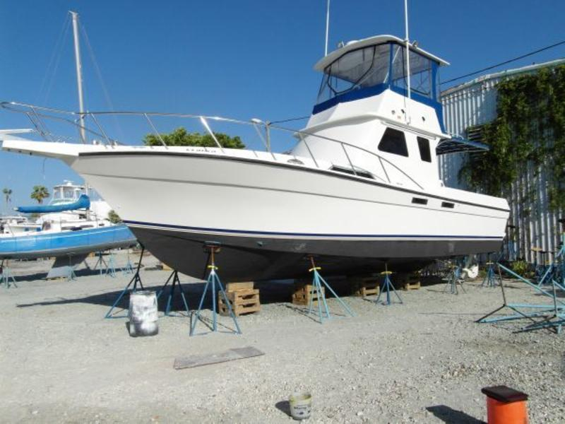 1995 Sport Fish Diesel Viking Hatteras Bertram Sportfisherman located in Florida for sale