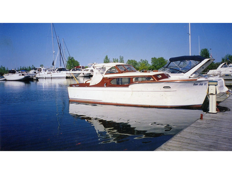 1951 Chris Craft Commander located in  for sale