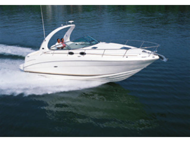 2002 Sea Ray 300 Sundancer located in Maryland for sale