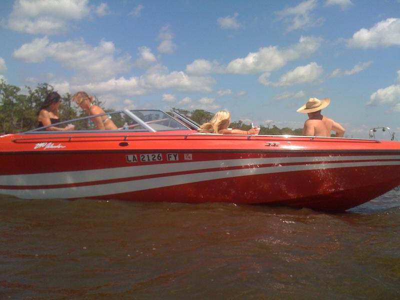 1993 Baja 240 islander located in Louisiana for sale