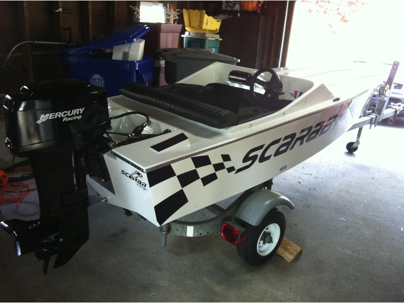 hi tech sport boats mini hawk