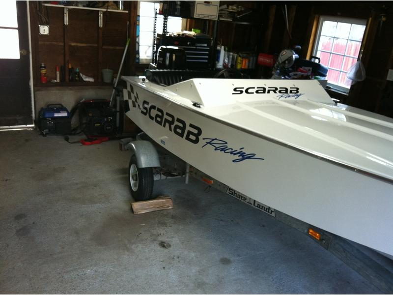 1985 hi tech sport boats mini hawk located in Connecticut for sale