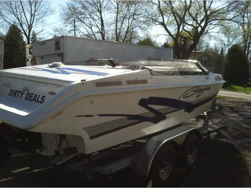 1998 Baja 240 Outlaw Sport located in New York for sale