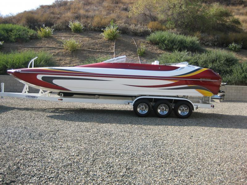 ELIMINATOR 27 DAYTONA ICC located in California for sale