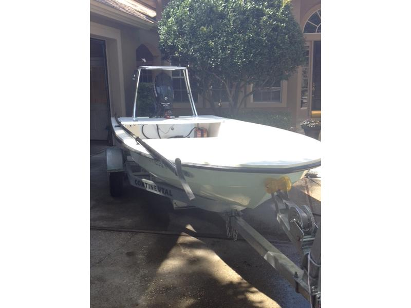 2010 Inshore Power Boats Ipb 16 Powerboat For Sale In Florida