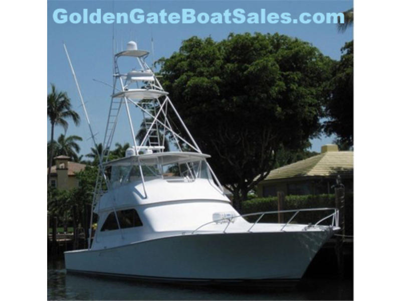 2001 Viking 61 CONVERTIBLE located in Florida for sale