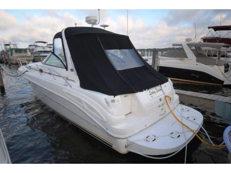 2002 Sea Ray 340 Sundancer located in New Jersey for sale