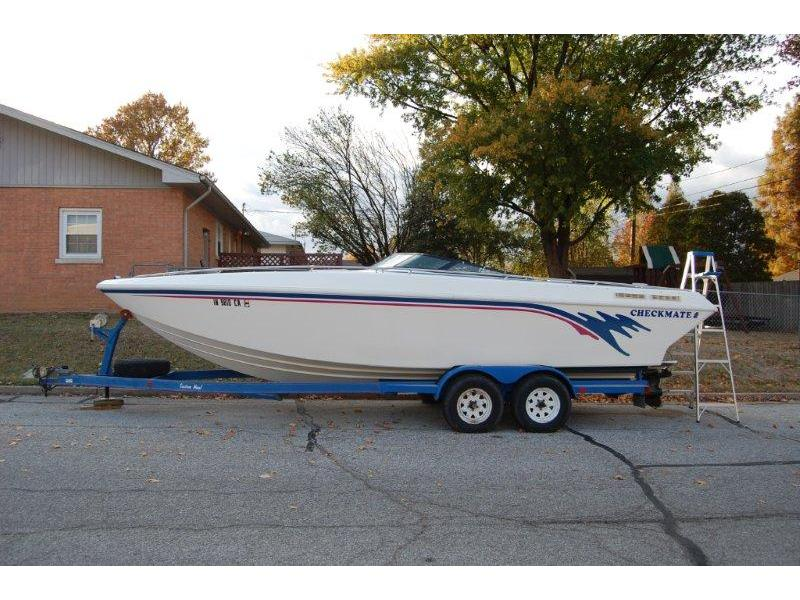 1996 Checkmate Persuader located in Indiana for sale