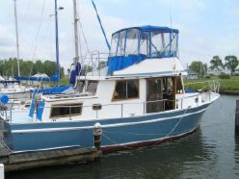 1979 Marine Trader Double Cabin located in North Carolina for sale