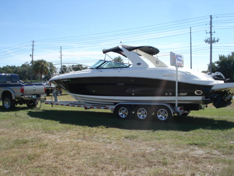 2007 Sea Ray 290 SLX SS located in Florida for sale