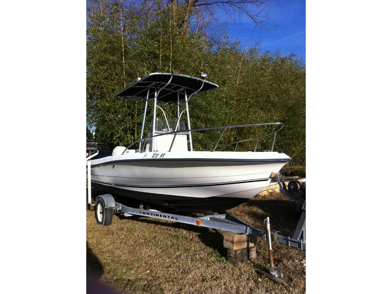 2004 Sea Boss 190 CC located in Virginia for sale
