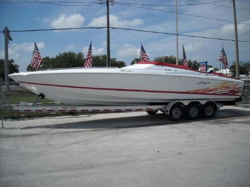 1999 Baja Outlaw located in Florida for sale