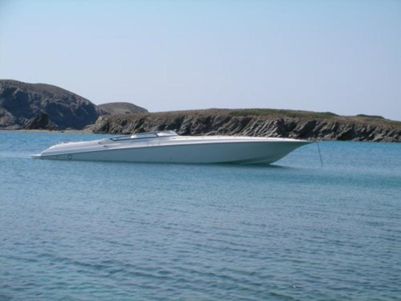 2008 FOUNTAIN POWERBOATS 42 LIGHTNING located in  for sale