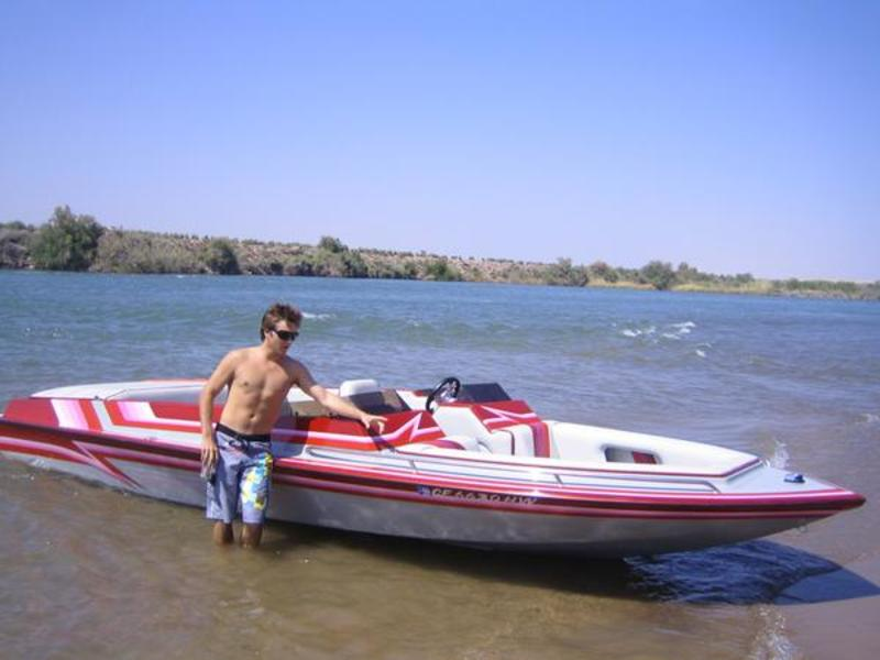 1996 Ultra Custom Boats 21LX located in Nevada for sale