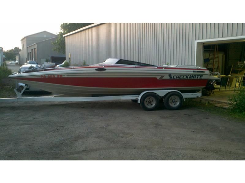 1988 Checkmate Enforcer gtx located in Pennsylvania for sale