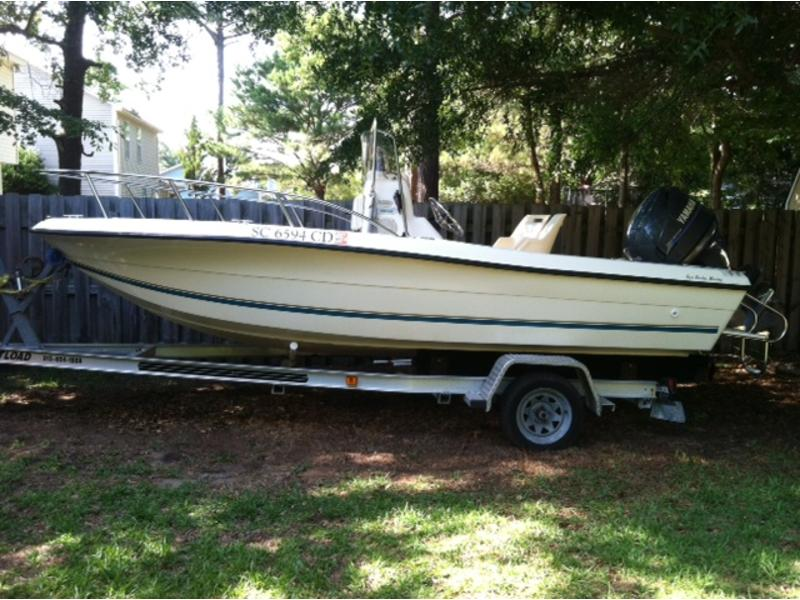 2000 Sea Pro 18 Center Console located in South Carolina for sale
