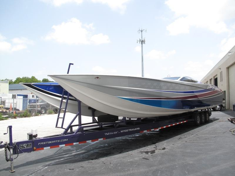 2007 Nor-Tech Supercat 4300 Available Without Power located in Florida for sale