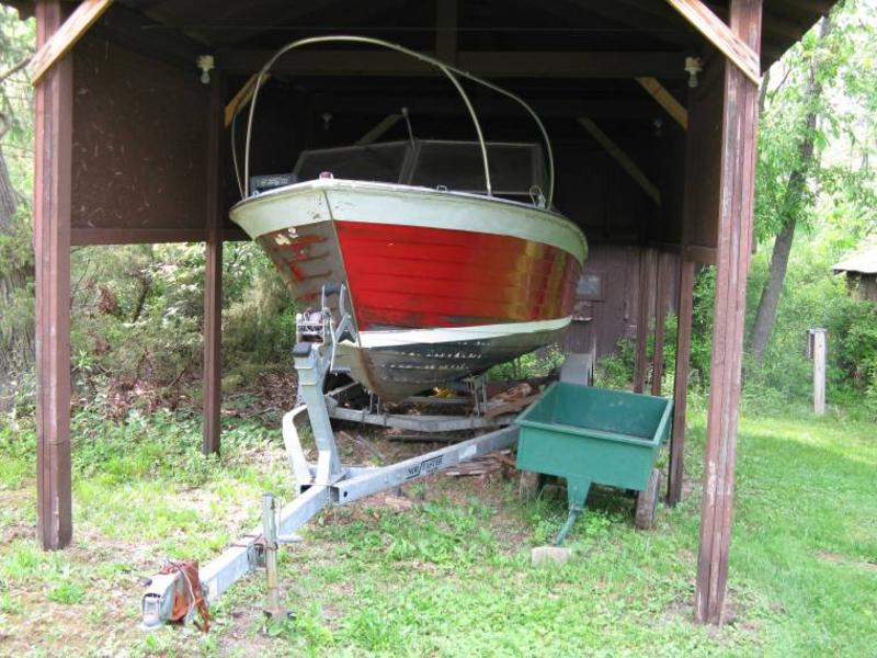 1966 Chris Craft Sea Skiff project boat located in Pennsylvania for sale
