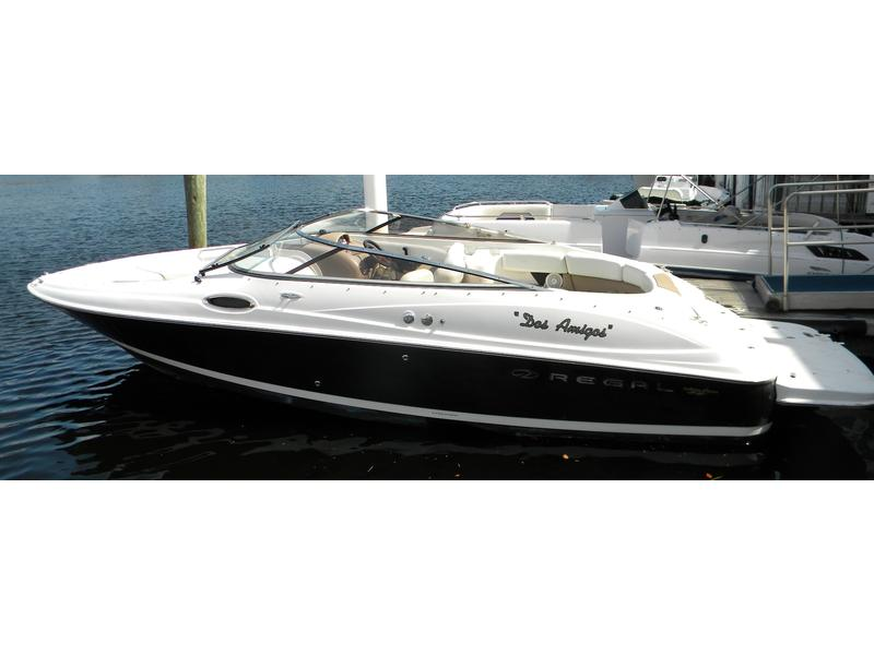 2003 Regal Boats 2400 Bowrider powerboat for sale in Florida
