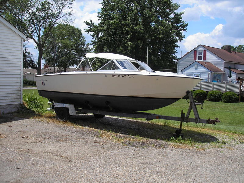 1970 Chris Craft Lancer located in Ohio for sale
