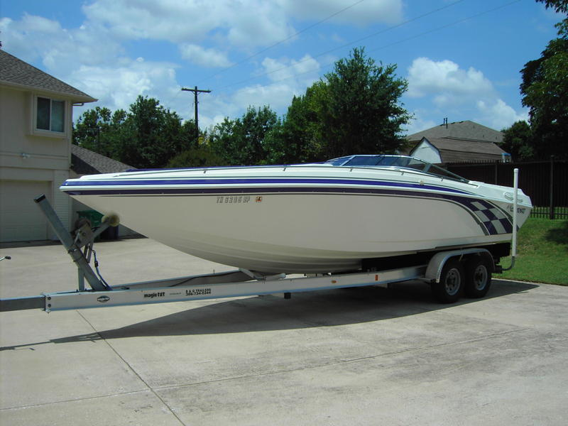 2000 Checkmate 280ZT located in Texas for sale
