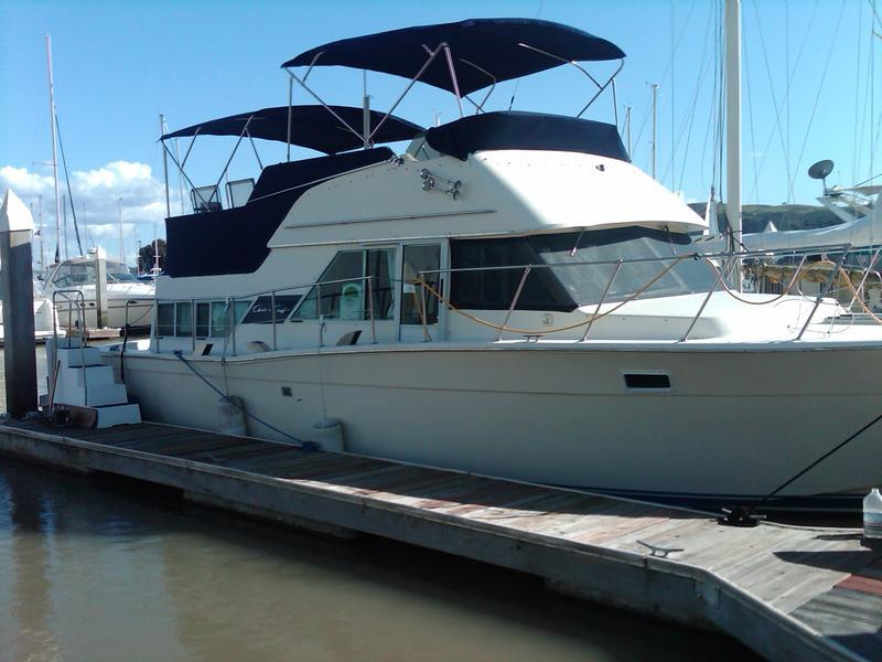 1979 Chris Craft Corinthian 380 located in California for sale