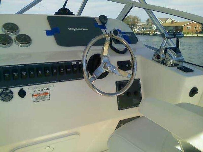 Sportcraft 31 SF