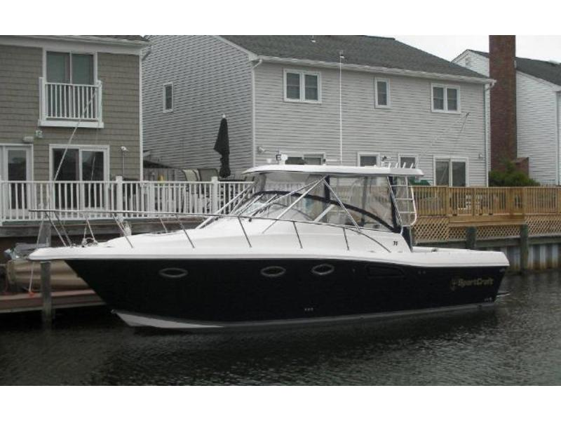 2010 Sportcraft 31 SF located in New Jersey for sale