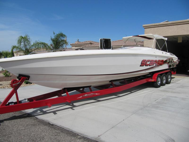 1998 Wellcraft Scarab located in Arizona for sale