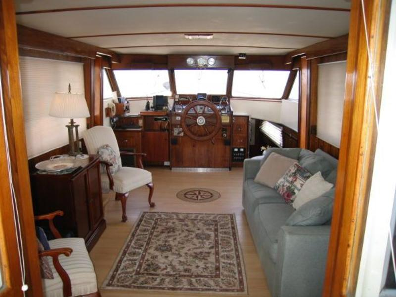 1970 Hatteras MY located in Florida for sale