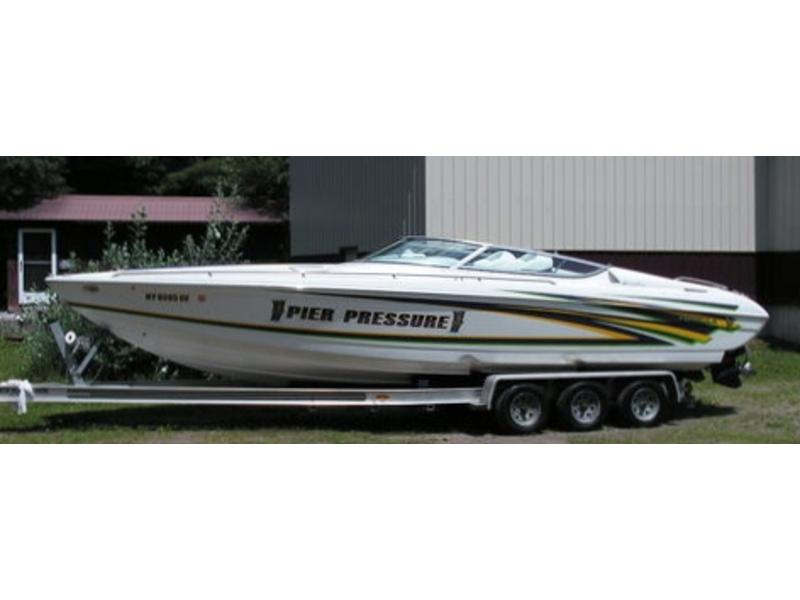 2001 Formula 292 FasTech located in New York for sale