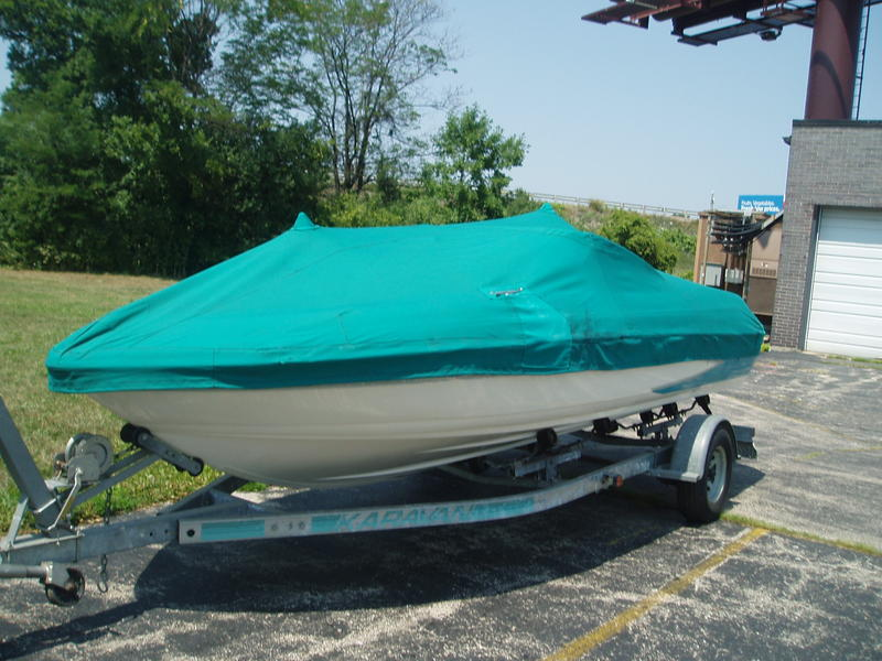 1993 Glastron  SSV195 Elite Mercruiser located in Illinois for sale