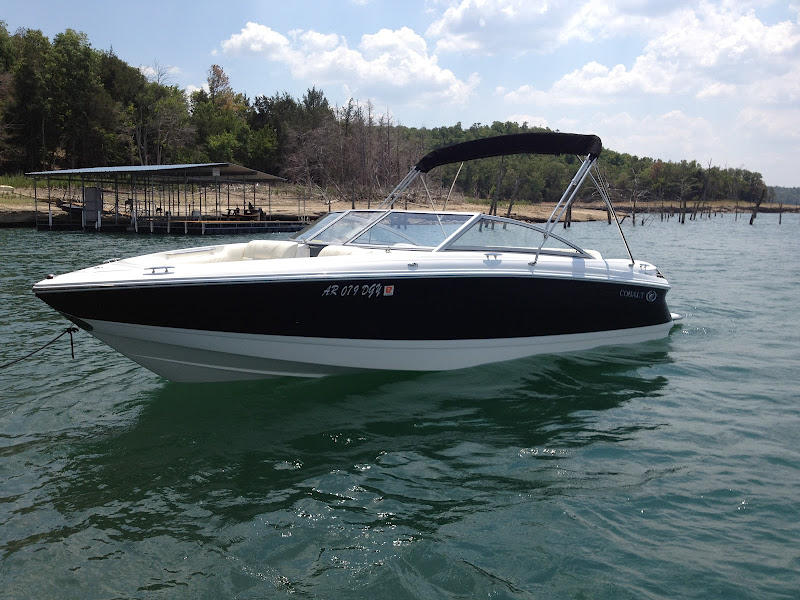 2008 COBALT 202 bowrider located in Arkansas for sale