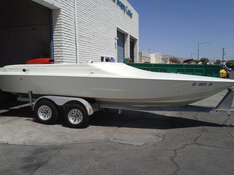 2000 VELOCITY 22 located in Nevada for sale