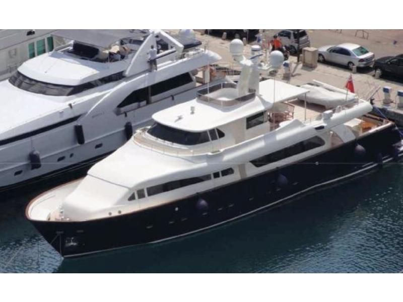 Ferretti Custom Line Navetta located in  for sale