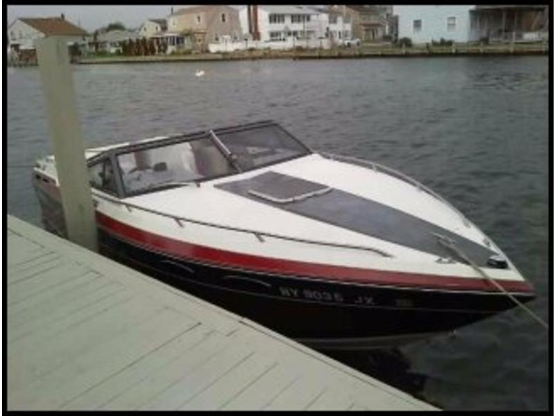 1989 POWER PLAY CONQUEST 350 Mercruiser located in New York for sale