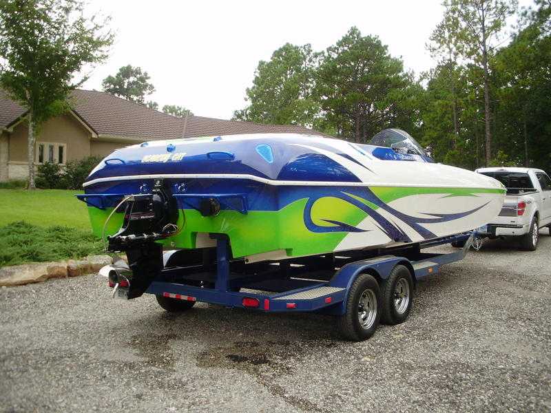 2005 Eliminator Daytona located in Texas for sale