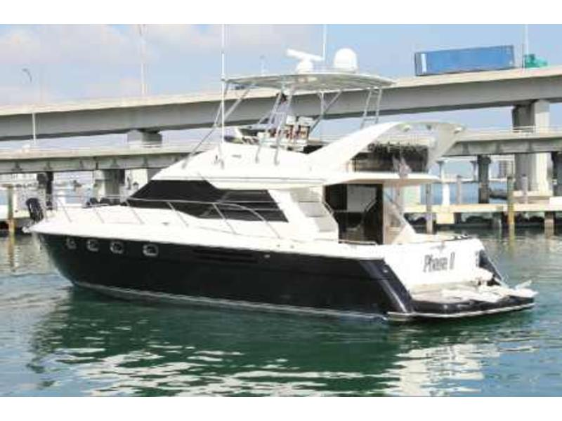 1997 viking 50 Sport Cruiser Viking located in Florida for sale