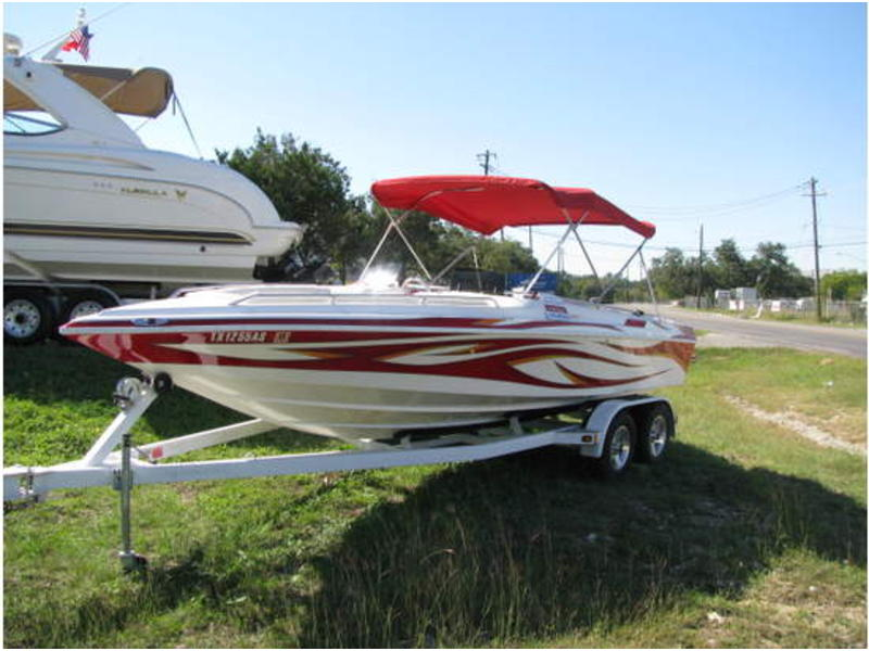 2004 Advantage 21 SR located in Texas for sale