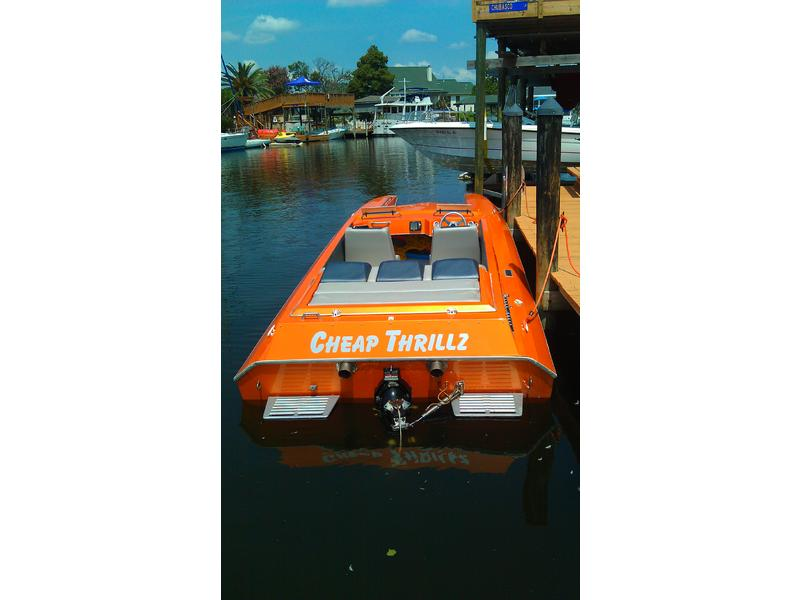 1995 American Offshore 26 located in Louisiana for sale