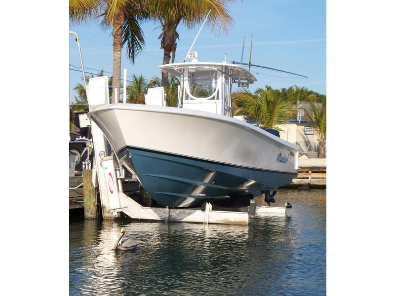 2008 Contender 33 Tournament located in Florida for sale