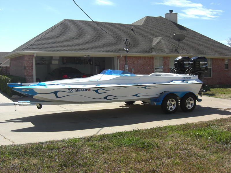 2007 liberator  located in Texas for sale