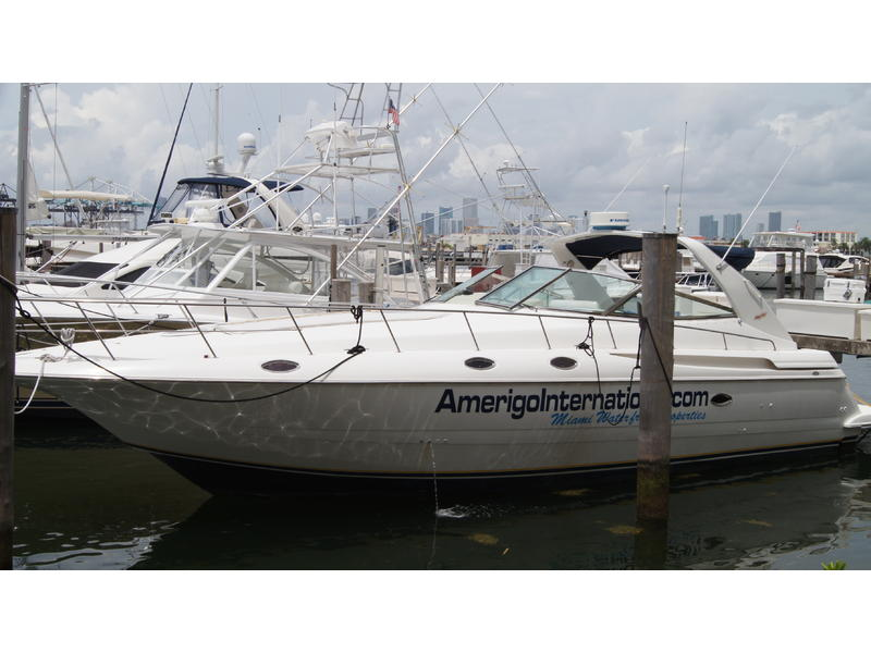 1997 Cruiser Yachts 4270 located in Florida for sale
