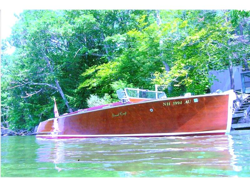 1983 Grand Craft  located in New Hampshire for sale
