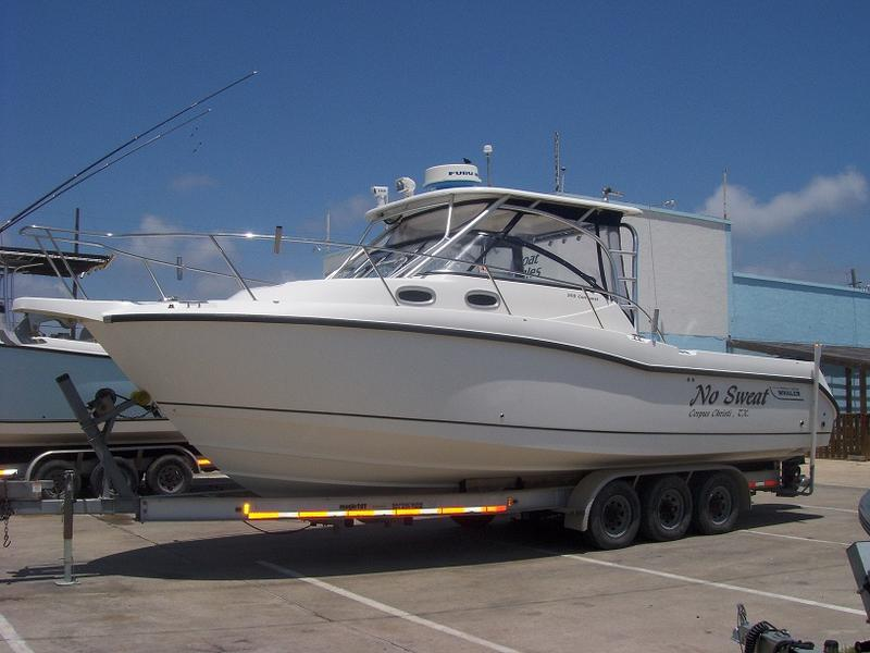 2006 Boston Wahler 305 Conquest located in Texas for sale