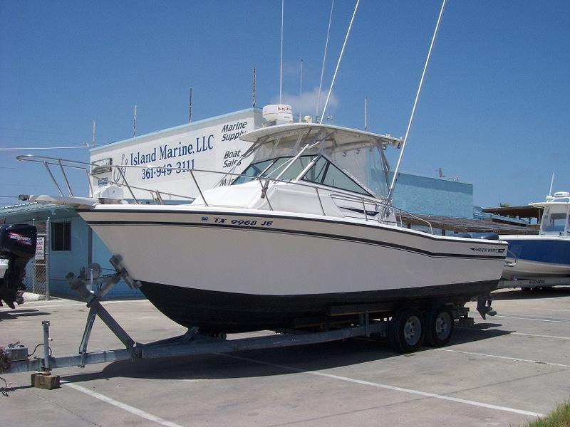 1989 Grady White 255 Sailfish located in Texas for sale