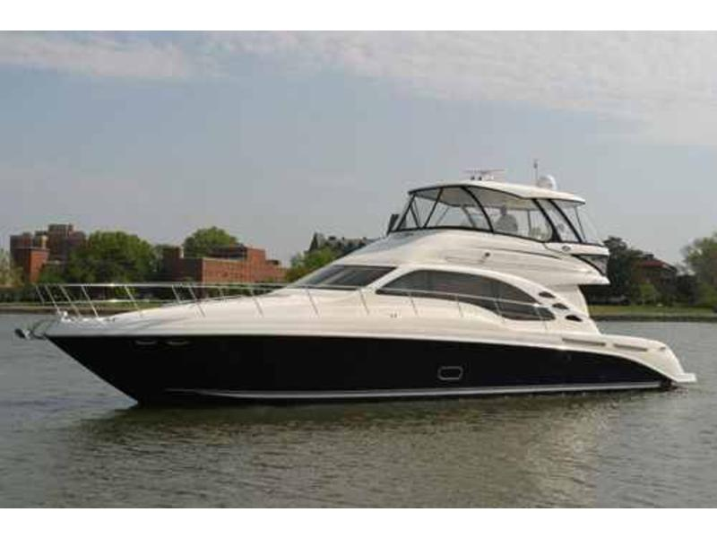 2005 sea ray 550 Sedan Bridge located in Florida for sale